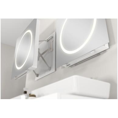 Vonios kambario veidrodis Win Miior (atitraukiamas) 2