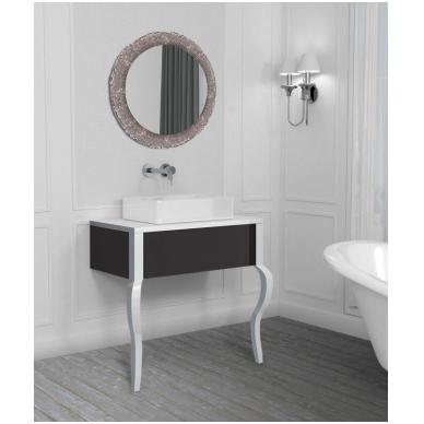 Vonios veidrodis Blu EDEN Round 2