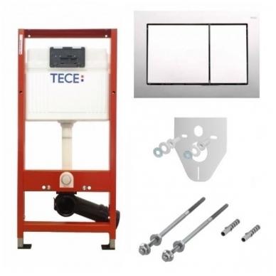 WC potinkinis rėmas Tece Profil Base (4in1)